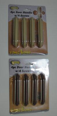 4pc Door Handle with SCREWS