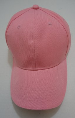 Solid Pink BALL CAP