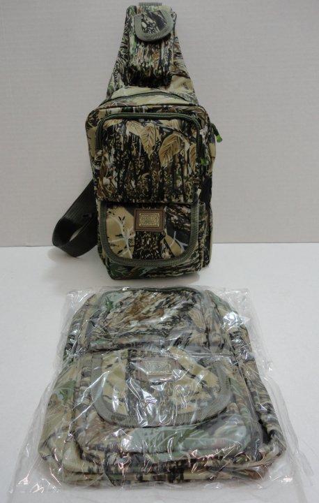 Hardwoods Camo SHOULDER BAG