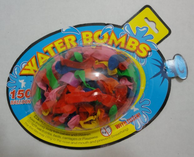 150pc Water BALLOONs