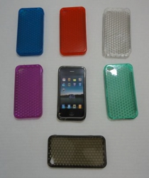 Flexible 4G Cell Phone Cover---IPhone4