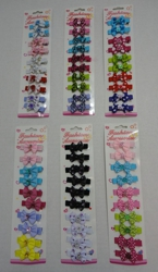 10pc Child's Hair Clip [Assorted]