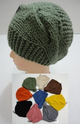 Hand Knitted Ear Band [Cable-Knit] LOOP