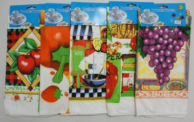 Printed Dish Towels