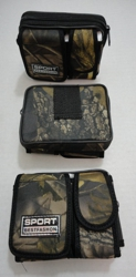 Multipurpose Phone and Camera Case-Camo
