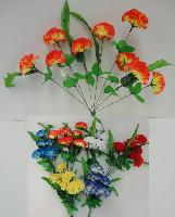 9 Head Flower - Assorted colors