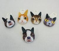 Plush Puppy/Kitty Hair Bands
