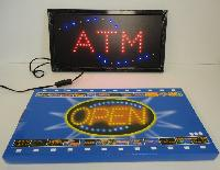 Light Up Sign-ATM