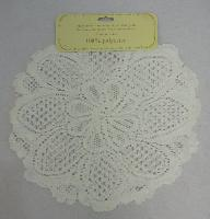 "2pk 13"" Round Lace Doily"