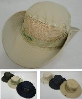 Floppy Boonie Hat (Solid Color) Mesh Sides