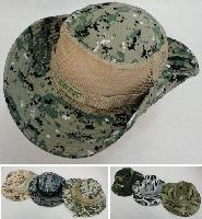 Floppy Boonie Hat (Digital/Army Camo) Mesh Sides