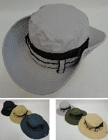 Floppy Boonie Hat (Solid Color) Air Mesh Sides