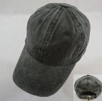 Washed Cotton Ball Cap [ARMY GREEN]