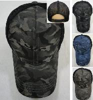 Army Camo Mesh Hat Assortment