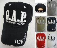 G.A.P.-God Answers Prayers Hat