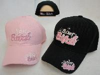 BIKER BITCH Hat