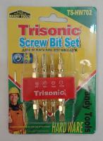 6pc Screw Bit Set