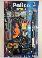 Toy Police Play Set
