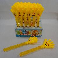 "Bubble Wand-Hand Clapper [12""]"