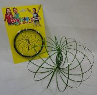 "Flow Rings Kinetic Spring Toy Glitter - <span style=""color:red"">HOT TOY IN THE MARKET</span>"