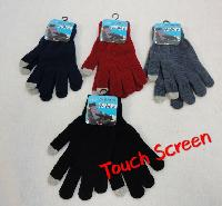 Solid Color Touch Screen Gloves