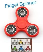 "Fidget Spinner--Assorted Colors - <span style=""color:red"">Assorted Color</span>"