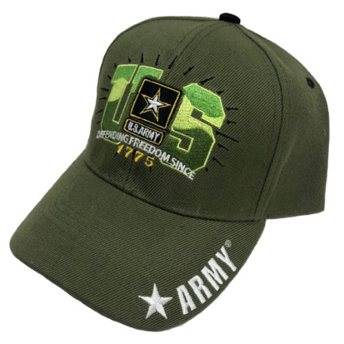 LICENSED US Army Hat [Basic Training]