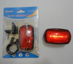 Safety Light--Red Only