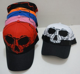 Skeleton Hat - <b>Assorted colors</b> [Colors upon availability]
