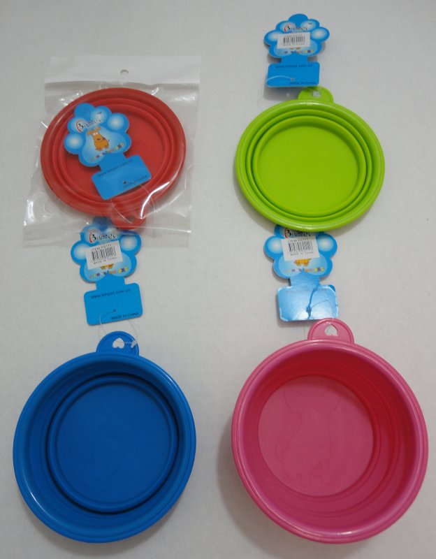 Silicone Pets Bowl