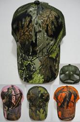 Camo Mesh Hat Assortment [Four Styles]