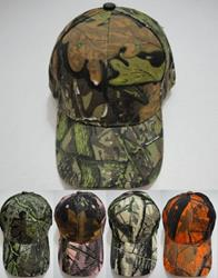 Hardwoods Camo Hat Assortment