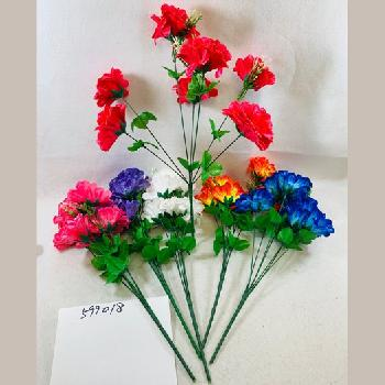 7 Head Flower - Assorted colors