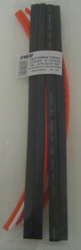 "12pc 12"" Heat Shrink Tubing - 1/8"" 3/16"" 1/4"""