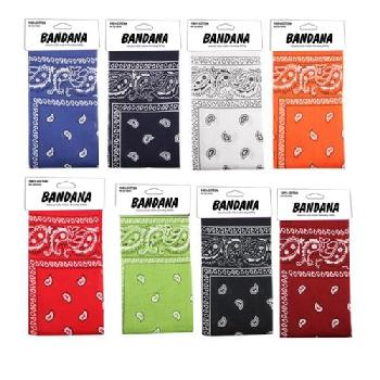 Bandana-Assortment Pack [Carded]