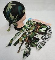 Skull Cap-Army Camo Assortment