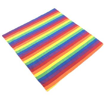 Bandana-Rainbow Stripes