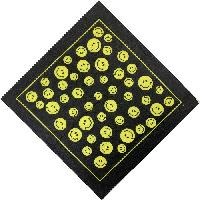 Bandana-Smiley Faces