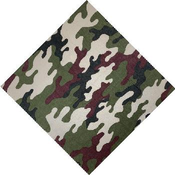 Bandana-Light Green/Tan Camo