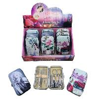 9pc Manicure Care Set [Vintage Design]