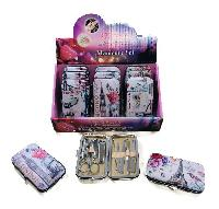 9pc Manicure Care Set [NY-London-Paris]