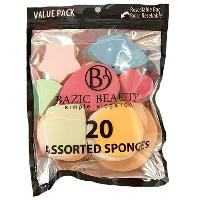 20pk Make-Up Blender Sponges [Assorted]