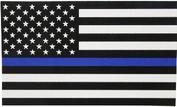 3'x5' Blue Lives Matter Flag