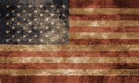 3'x5' Antique American Flag