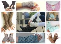 MIX & MATCH FINGERLESS GLOVES