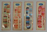 2pc Multicolor Comb Set