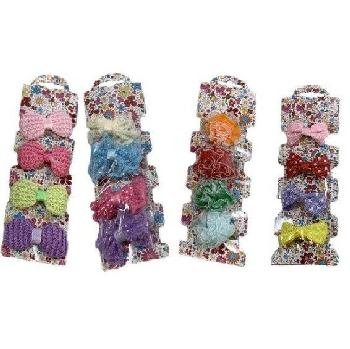 "4pc 1.5"" Child's Hair Clips"