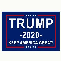 3'x5' Flag Trump 2020 (Keep America Great!)