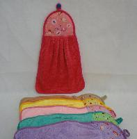 Printed Hanging Potholder/Towel