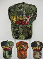 Camo Outdoor Sportsman Hat-Deer